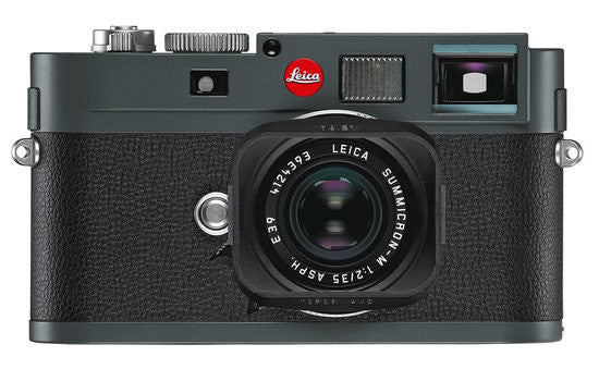 Leica M-E Grey Black Digital Camera