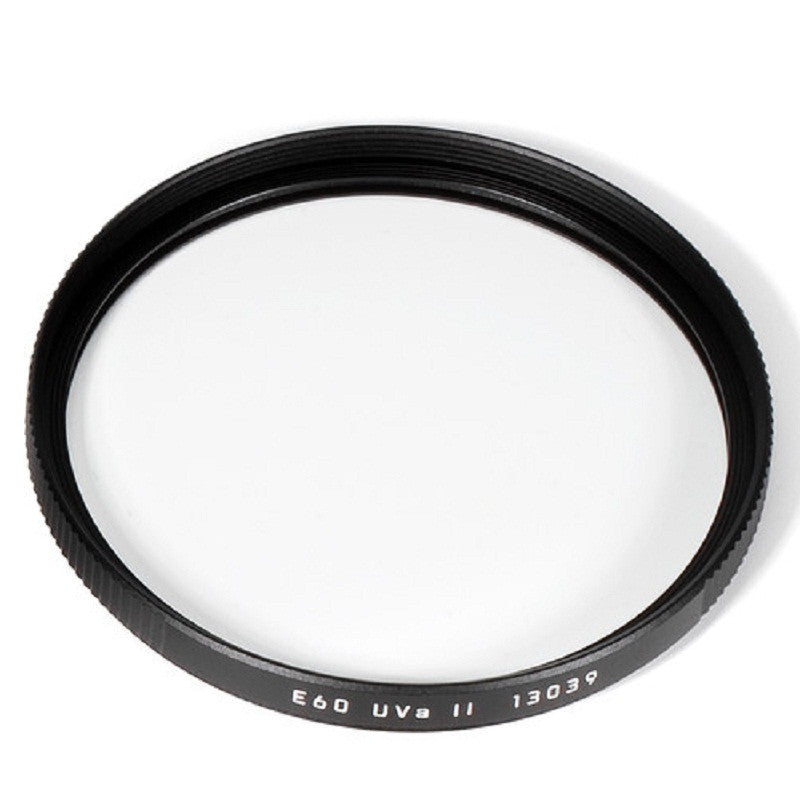 Leica E60 60mm UVa II Filter 13039 (Black)