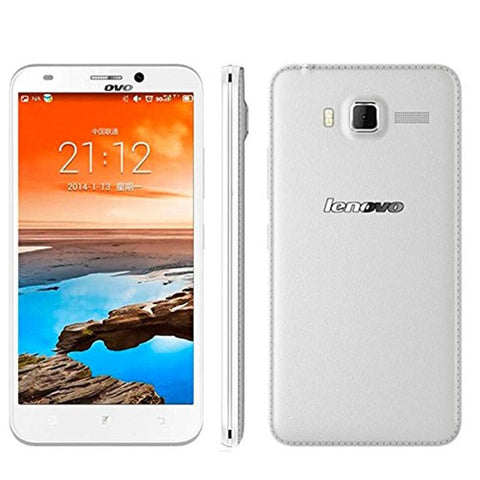 Lenovo A916 8GB 4G LTE White Unlocked (CN Version)