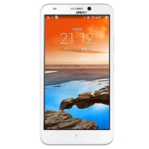 Lenovo A916 8GB 4G LTE White Unlocked
