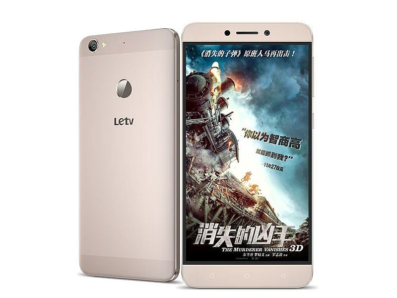 LeTV LeEco Le 1S Dual 32GB 4G LTE Gold Unlocked