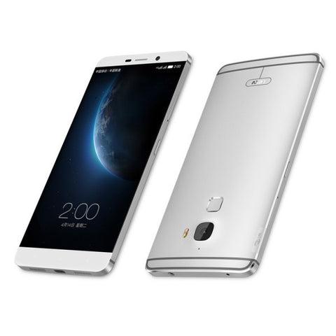 LeTV Le Max 64GB 4G LTE Silver Unlocked (CN Version)