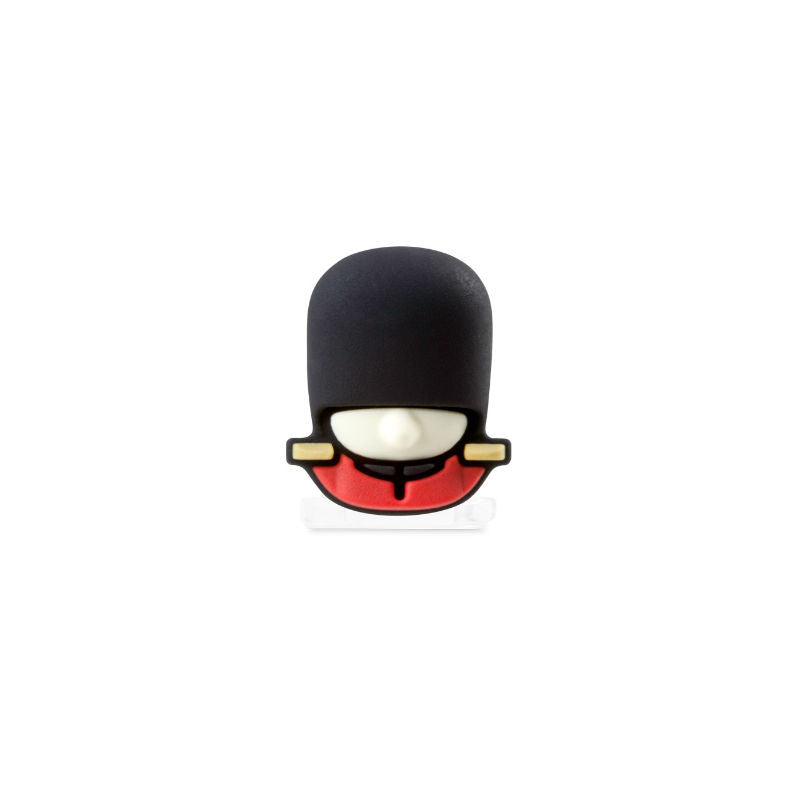 Bone Collection Queens Guard LF12117-R Lightning Cap (Red)