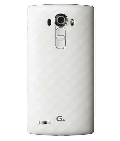 LG G4 Dual 32GB 4G LTE Leather White (H818N) Unlocked