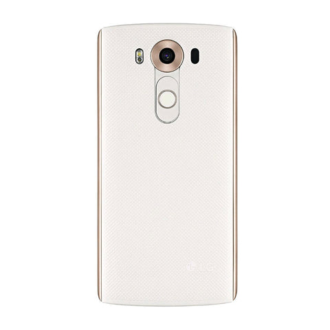 LG V10 Dual 64GB 4G LTE Luxe White (H962) Unlocked with Battery Pack