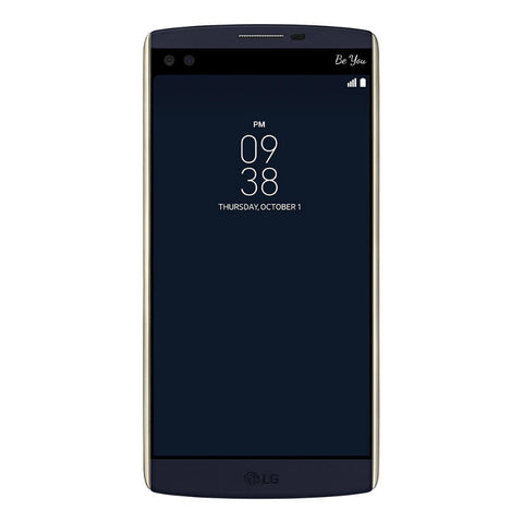 LG V10 Dual 64GB 4G LTE Ocean Blue (H962) Unlocked with Battery Pack
