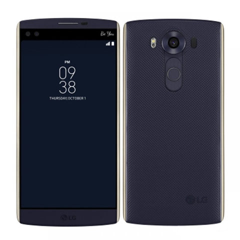 LG V10 Dual 32GB 4G LTE Leather Blue (H961N) Unlocked