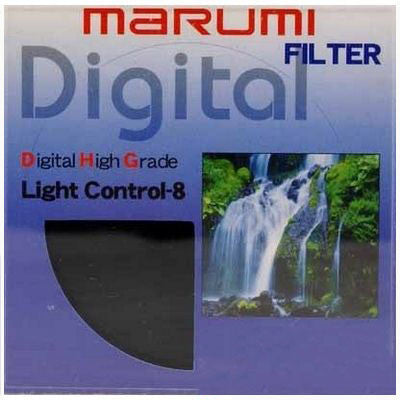Marumi 52mm DHG Light Control 8 (ND8) Filter