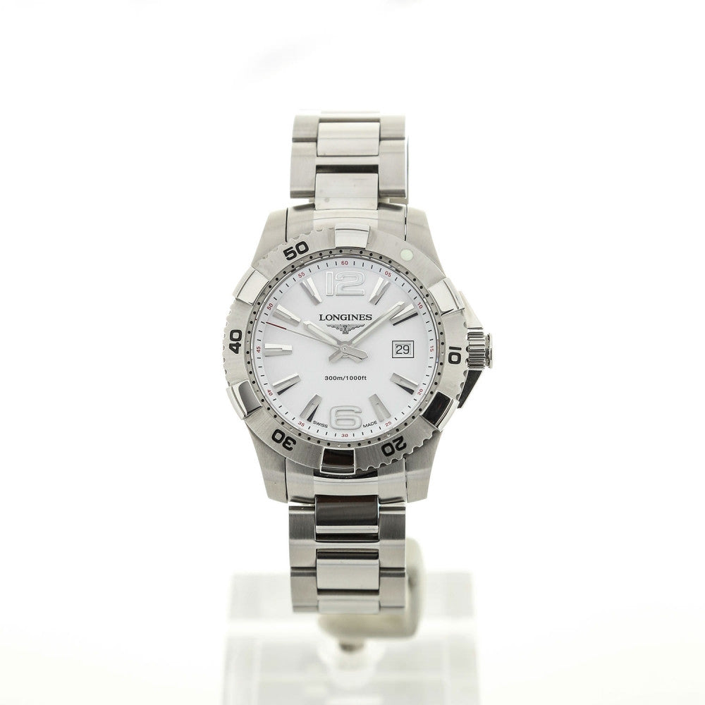 Longines Hydroconquest L36474166 Watch (New with Tags)