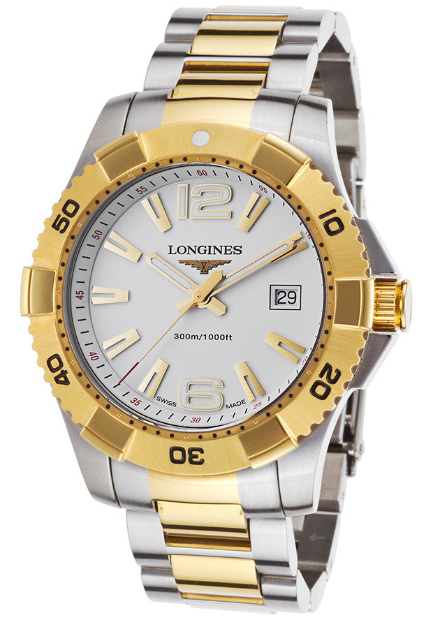 Longines Hydroconquest L36473167 Watch (New with Tags)