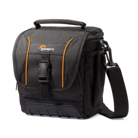 Lowepro Adventura SH 140 II Black Shoulder Bag (Black)