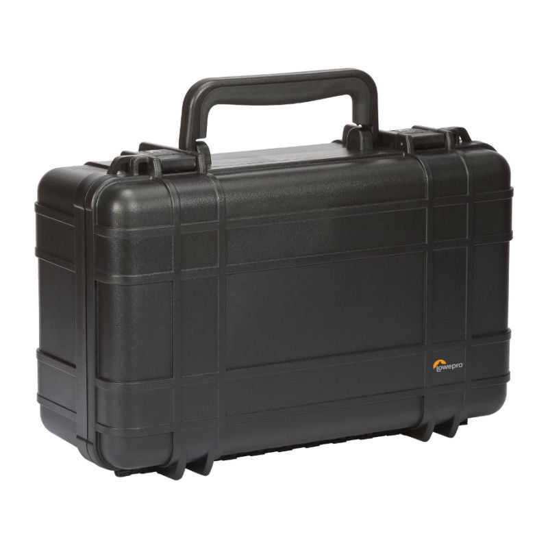 Lowepro Hardside 300 Hard Shell Case For DSLRs (Black)