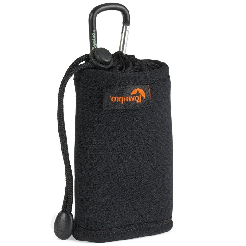 Lowepro Hipshot 10 Pouch for DSC or Flip Camcord (Black)