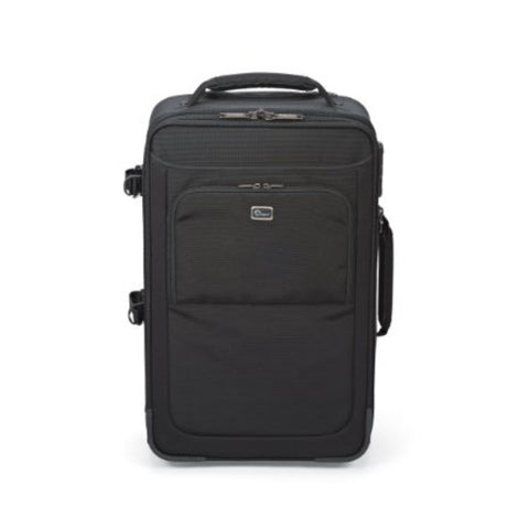 Lowepro Pro Roller x200 AW Digital SLR Camera Bag/Backpack Case with Wheels (Black)