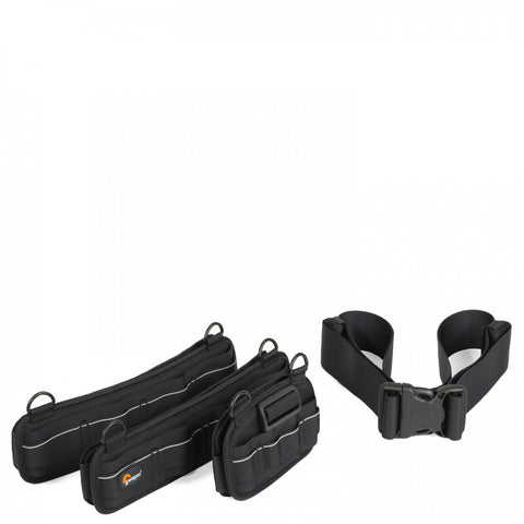 Lowepro S&F Light Utility Belt Black