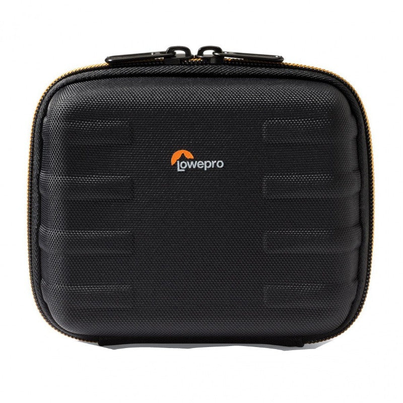 Lowepro Santiago 30 II Camera Bag (Black/Orange)