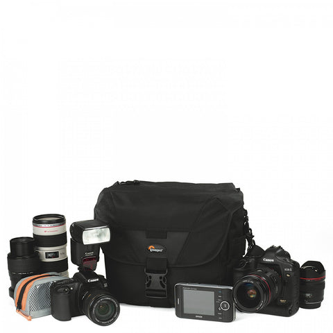 Lowepro Stealth Reporter D400 AW Black Shoulder Bags