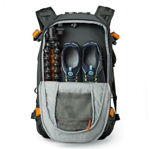 Lowepro Whistler BP 350 AW Camera Backpack (Grey)