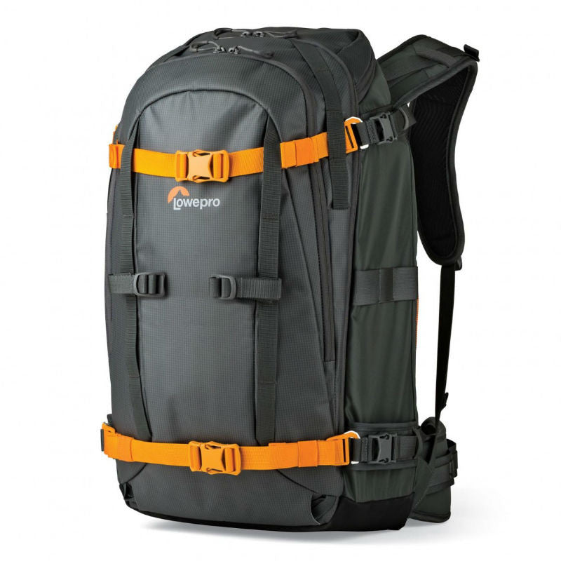 Lowepro Whistler BP 450 AW Camera Backpack (Grey)