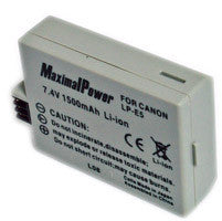 Maximal Power LP-E5 (LPE5) Generic Battery