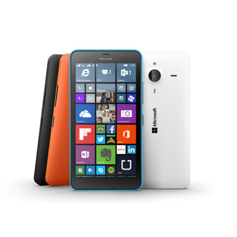 Microsoft Lumia 640 Dual 8GB 4G LTE Blue Unlocked