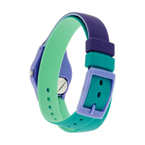 Swatch Fun in Blue LV117 Watch (New With Tags)