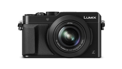 Panasonic Lumix DMC-LX100 Black Digital Camera