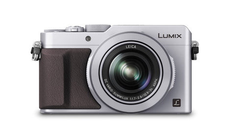 Panasonic Lumix DMC-LX100 Silver Digital Camera
