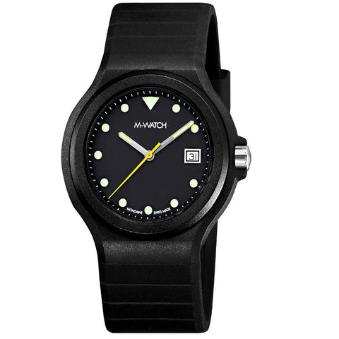 M-Watch Maxi Date A661.30615.20.03 Watch (New with Tags)