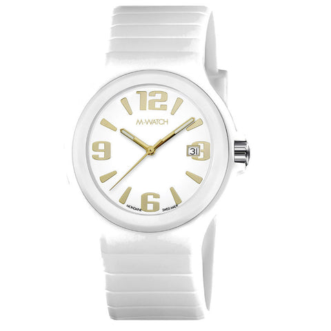 M-Watch Maxi Day & Date A661.30615.10.01 Watch (New with Tags)