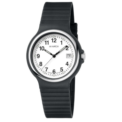 M-Watch Maxi Date A661MMA.12010BJ Watch (New with Tags)