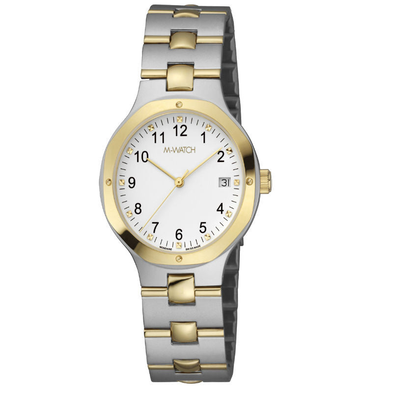 M-Watch Classic A661.30547.40 Watch (New with Tags)