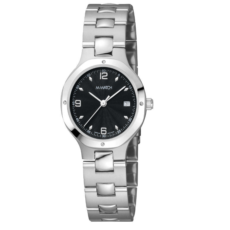 M-Watch Classic Date A629.30548.01 Watch (New with Tags)