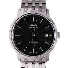Mido Commander M34914181 Watch (New with Tags)