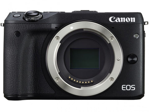 Canon EOS M3 Body Black Digital SLR Camera (KIt Box)