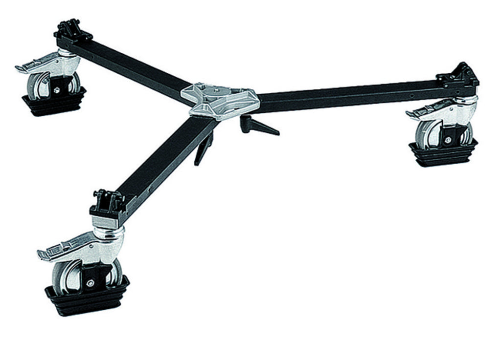 Manfrotto 114MV Video Dolly with Spiked Feet