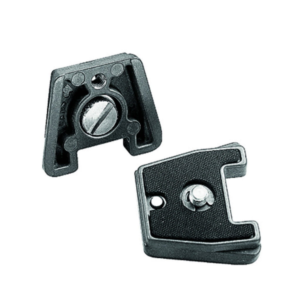 "Manfrotto 384PL-14 Plate for 384 with 1/4"" Screw"