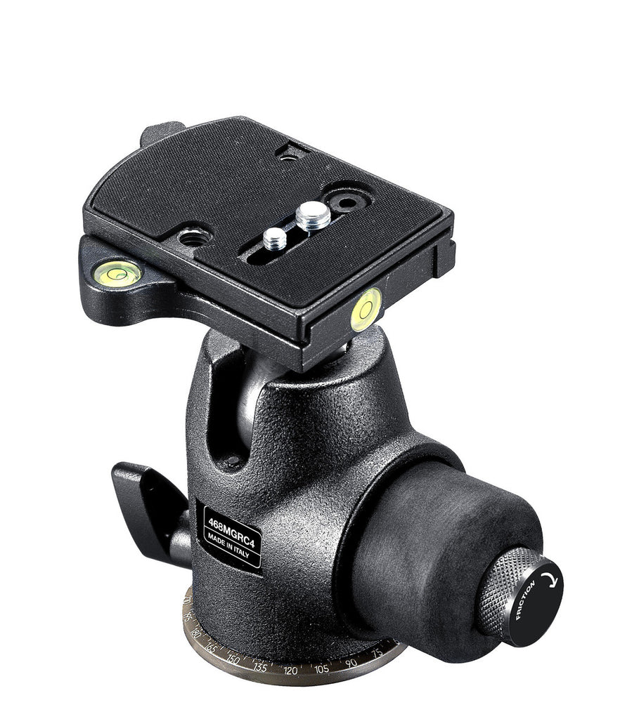 Manfrotto 468MGRC4 HydroStatic Ball Head RC4