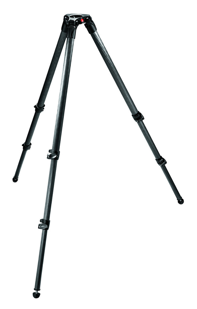 Manfrotto 535 Carbon Fiber 2-Stage Video Tripod 75
