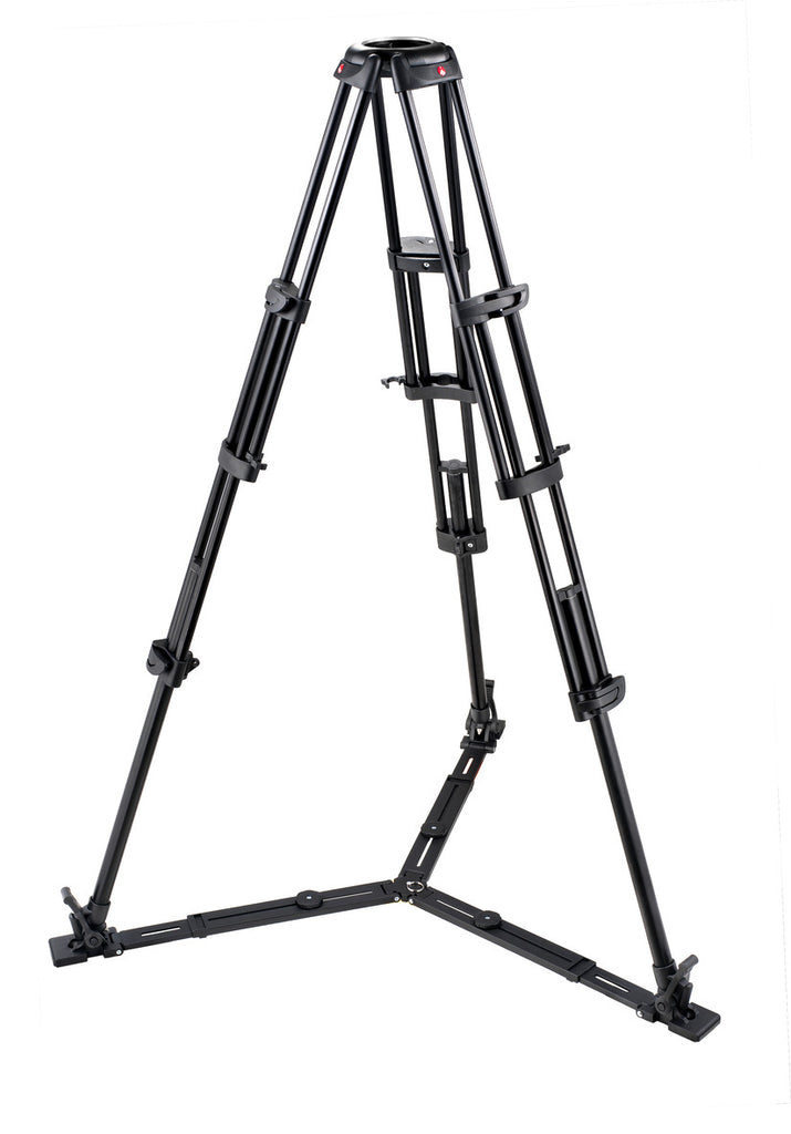 Manfrotto 545GB Professional Aluminum Video Tripod Ground Spreader
