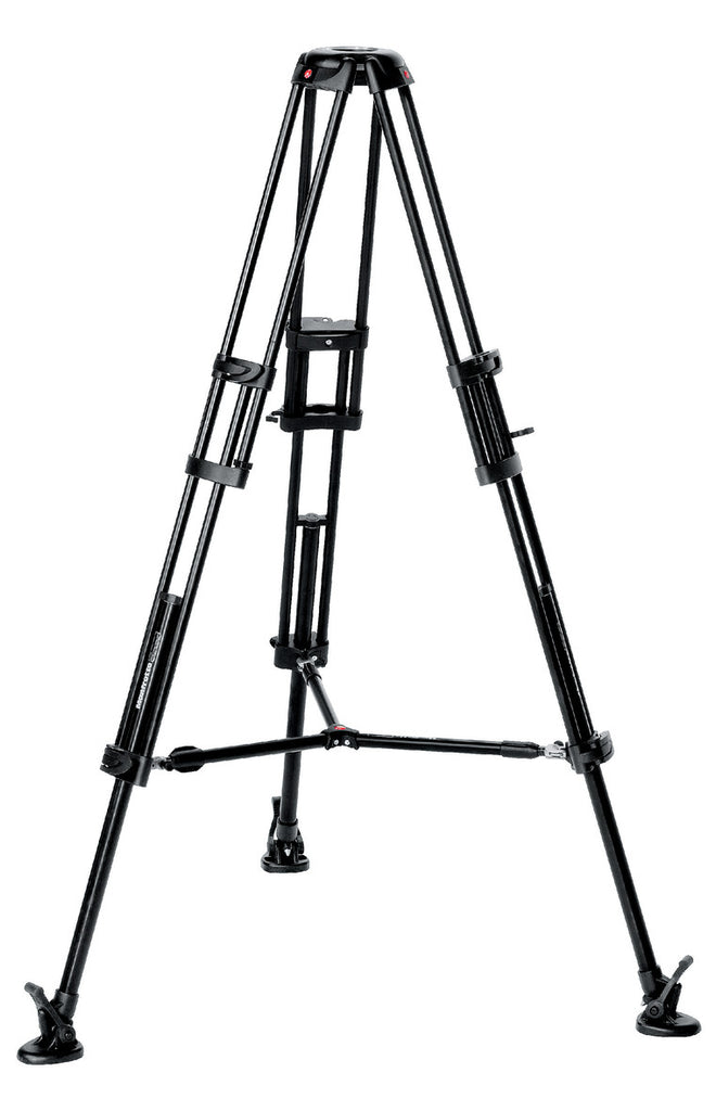 Manfrotto 546B Professional Video Tripod Mid Spreader