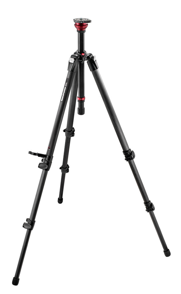 Manfrotto 755CX3 MDEVE Tripod H.B. Carbon 50mm