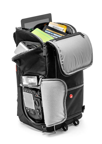 Manfrotto Advanced Tri MB MA-BP-TM-CA Backpack Medium (Black)
