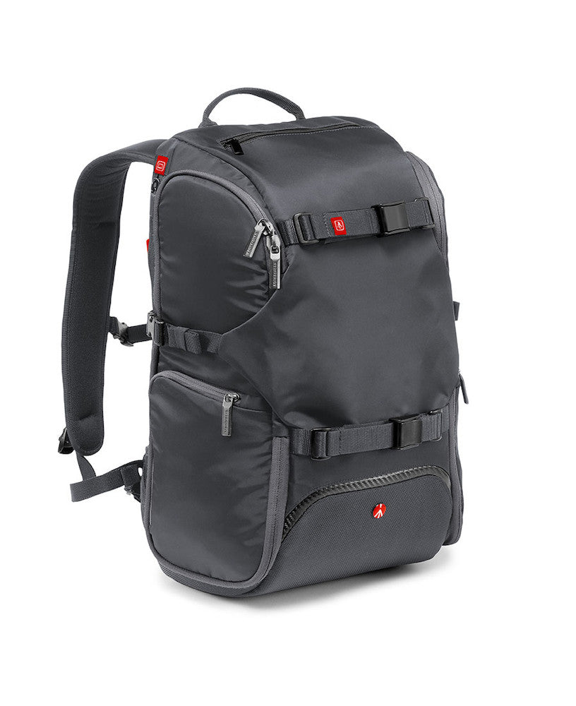 Manfrotto Advanced MB MA-TRV-GY Travel Backpack (Gray)