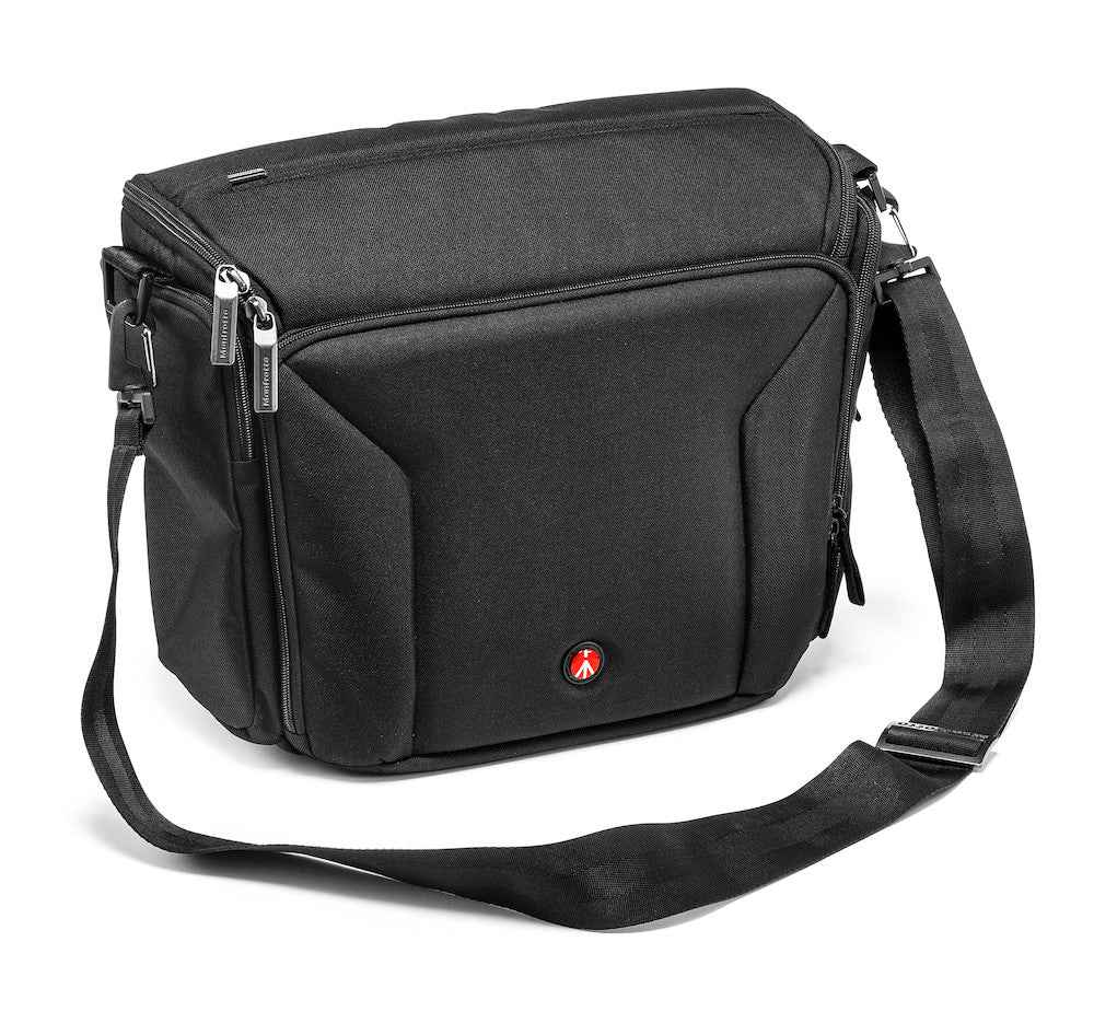 Manfrotto Professional MB MP-SB-20BB Shoulder Bag 20 (Black)