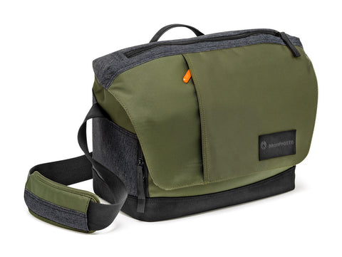 Manfrotto Street MB MS-M-IGR Messenger Bag (Gray/Green)