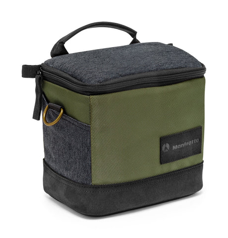 Manfrotto Street MB MS-SB-IGR Shoulder Bag (Gray/Green)