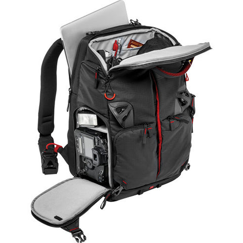 Manfrotto Pro Light MB PL-3N1-35 Camera Backpack (Grey)