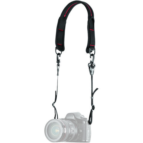 Manfrotto Pro Light MB PL-C-STRAP Camera Strap (Black)