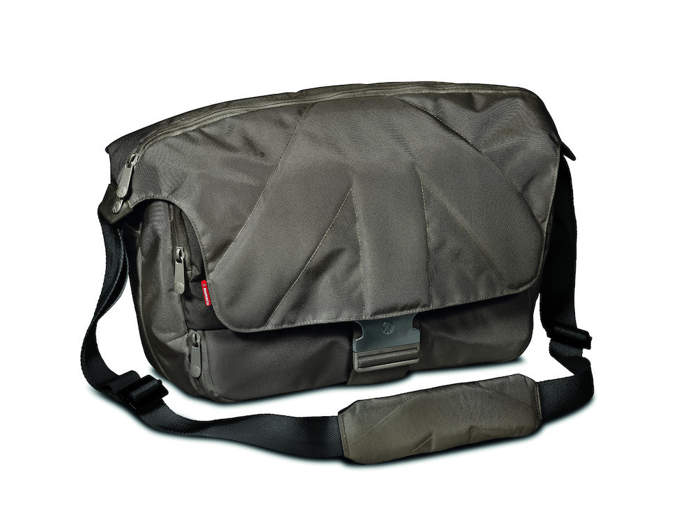 Manfrotto Stile Unica VII MB SM390-7BC Messenger Bag (Bungee Cord)